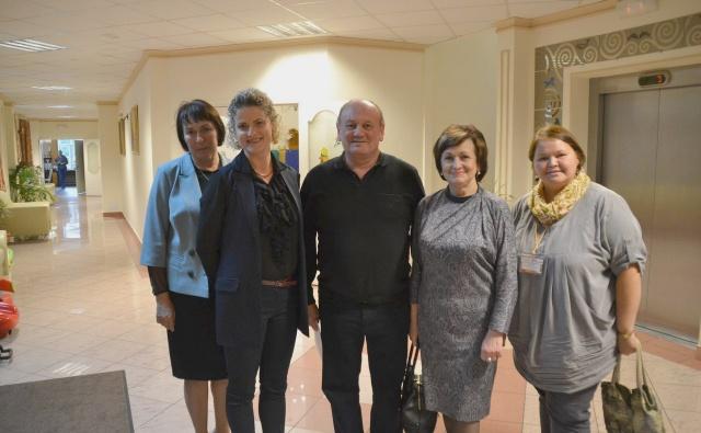Наши специалисты выступили на Всероссийском Конгрессе в Санкт-Петербурге