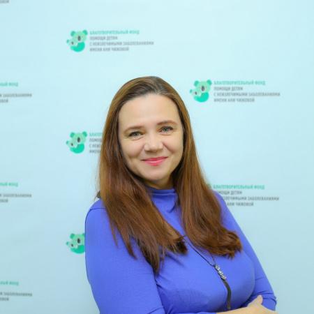 Кожанова Лариса