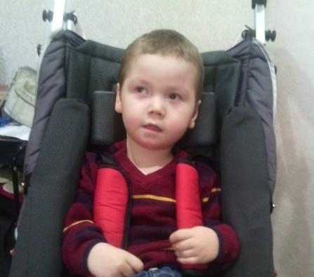 Thumbnail для -  Павлик Васильев, 3 года 8 месяцев