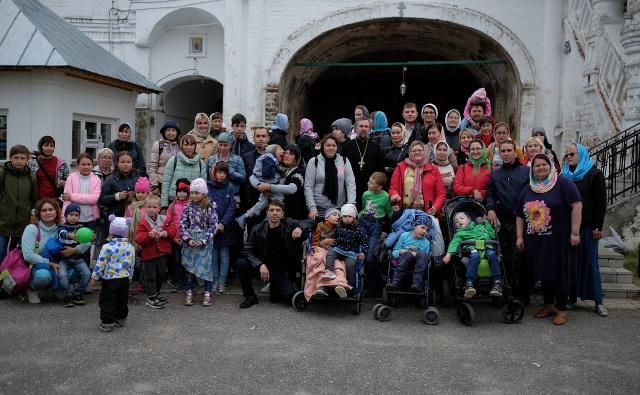 Паломническая поездка в Макарьевский монастырь свершилась!