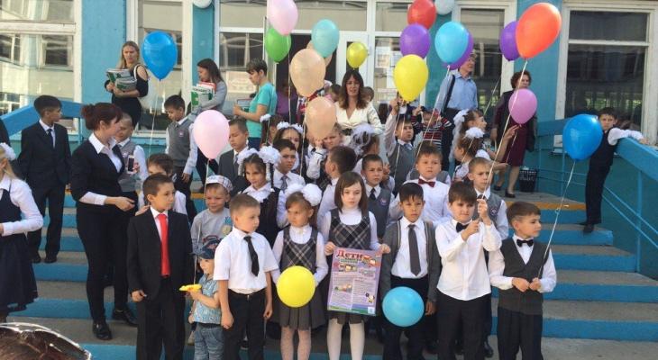 """В Чувашии уже более 80 классов присоединились к благотворительной акции """"Дети вместо цветов -2019"""""""