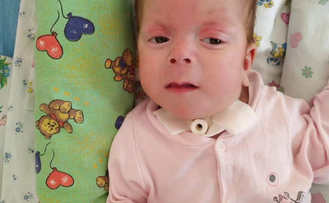 Thumbnail для -  Олечка Федорова, 1 год 2 месяца
