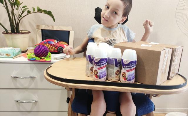 """Акция #менякасается от фонда """"Нужна помощь"""" помогла детским питанием малоимущим семьям"""