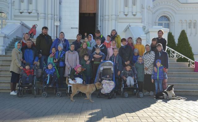 Паломническая поездка в Дивеево состоялась!