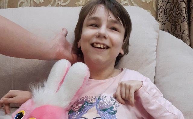 Thumbnail для -  Маша Гаврилова, 17 лет