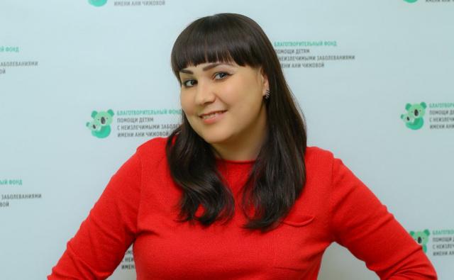 Васильева Алина