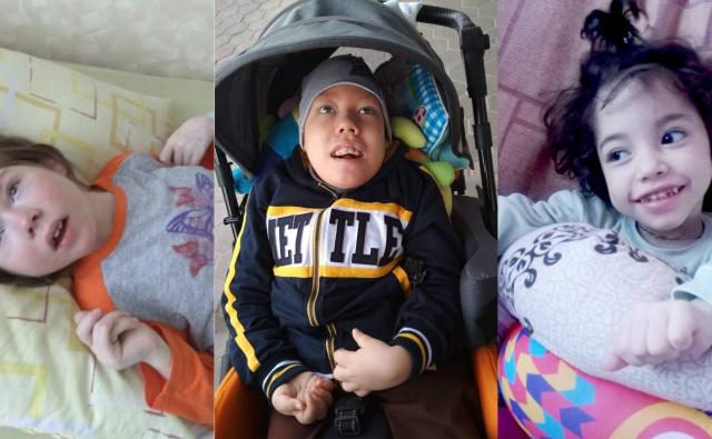 Thumbnail для -  Гастростомы для 3 детей