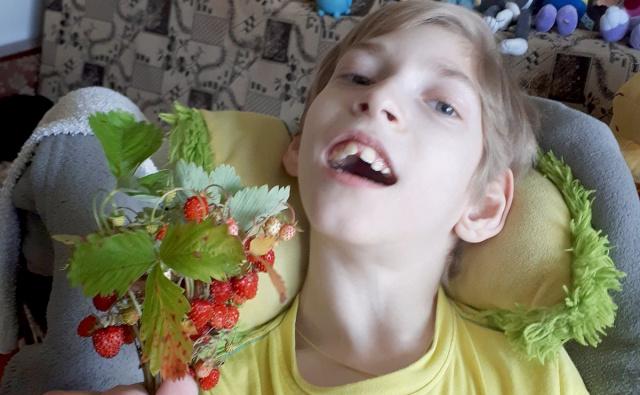 Thumbnail для -  Саша Шугуров, 12 лет