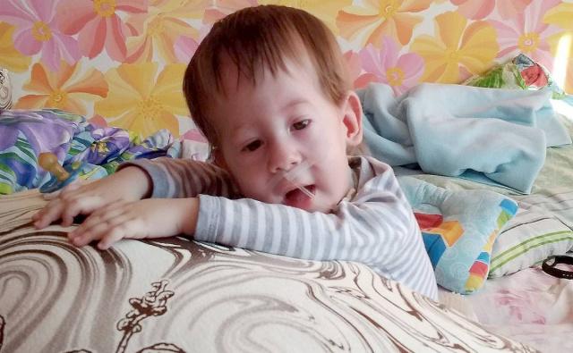 Thumbnail для -  Савелий Васильев, 1 год