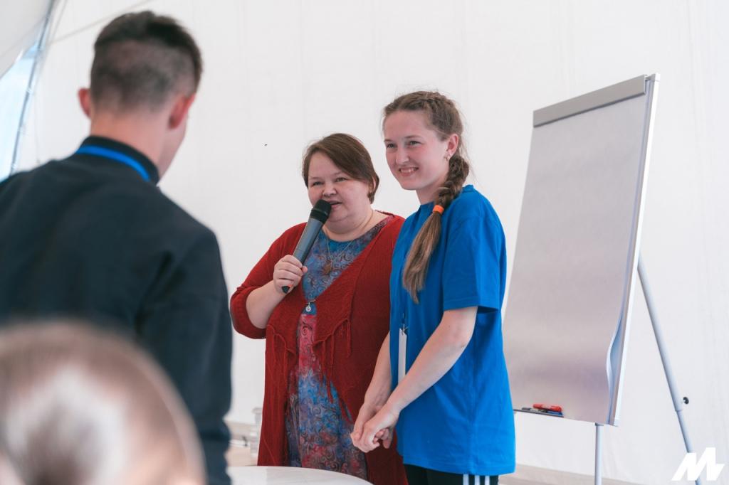 Провели 10 июня мастер-класс для волонтеров МолГорода21