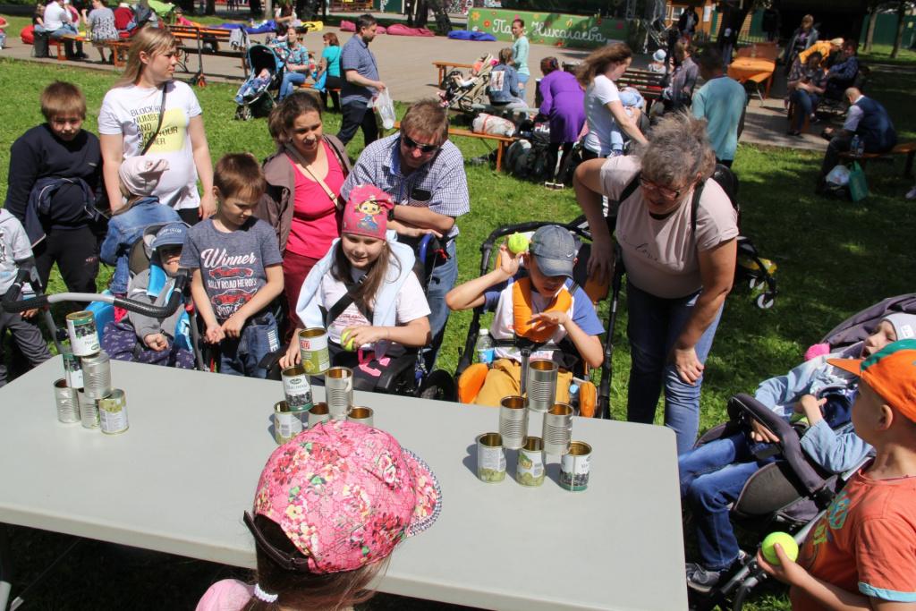 5 июня в субботу наши подопечные семьи со всех концов Чувашии съехались на Праздник в честь Дня защиты детей.